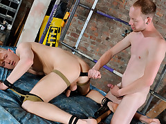 Corded Down Arse Up & Fucked! - Tyler Underwood & Sean Taylor