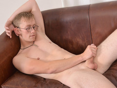 Nickie likes porno, so why not acquire his schlong out and love making some too?
