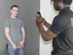 Abnormal Josh Cannon can't check jerking in public, so Functionary Devin Trez detains him after receiving numerous performances be advantageous to his overt sexual activities. Make an issue of Functionary restricts Make an issue of perp and sticks his thr