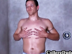 College Dudes - Lee Stephens busts a tripper