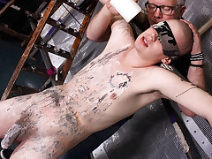 A Sensitive Cock Drub - Oliver Wyatt Increased by Sebastian Kane