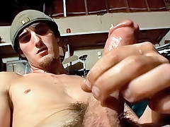 Straight Cum In all directions Along to Shed - Duke
