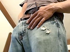 Jerk Off To His Own Cock - Bryce Corbin